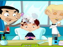 Mr Bean Trouble In Hair Saloon