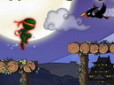 Ninja Rush Halloween