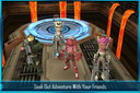 Star Legends Beta 3D MMO