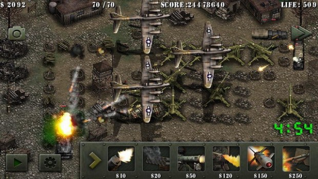 10 Best War Games for Android - LevelSkip - Video Games