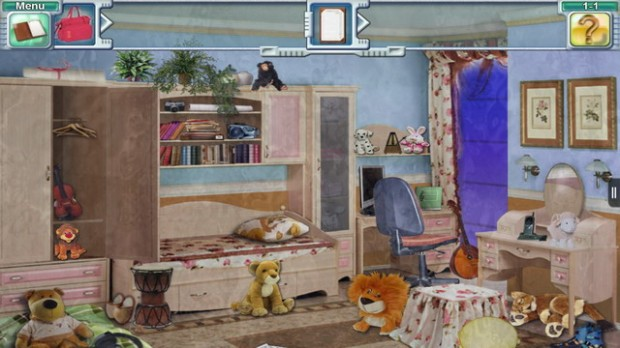 Dream Sleuth Hidden Object