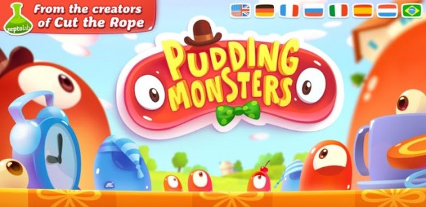 Pudding Monsters Big