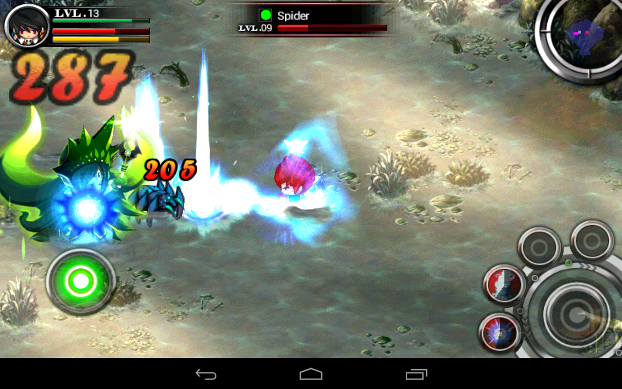 Zenonia PC submited images.