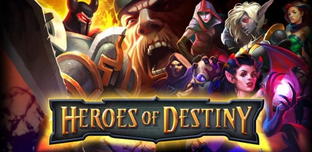 Heroes of Destiny Big