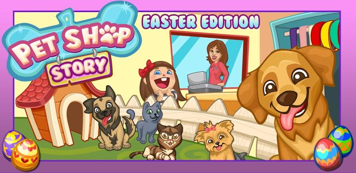 Pet Shop Story Game Pet Shop Story Easter Big