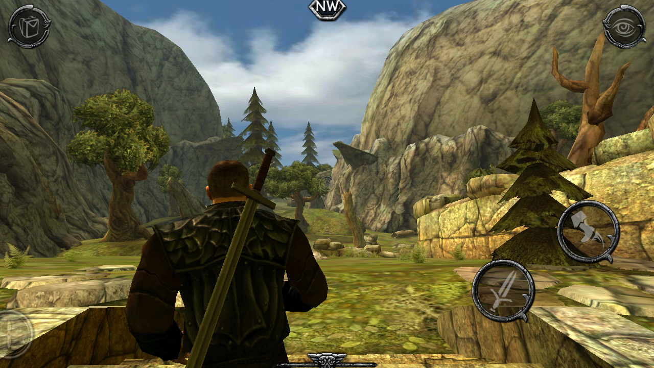 Ravensword android mods