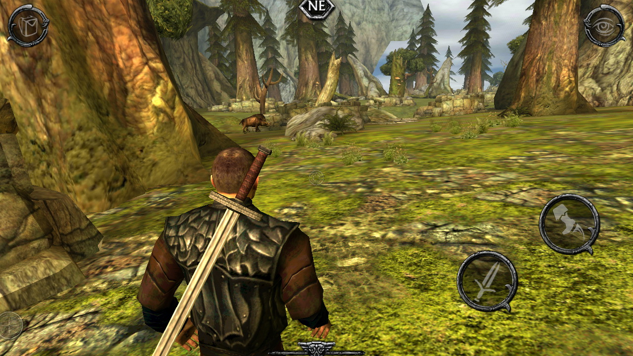 Ravensword shadowlands почти skyrim для android. Форум coop-land.