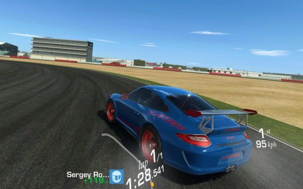 Real Racing 3-1