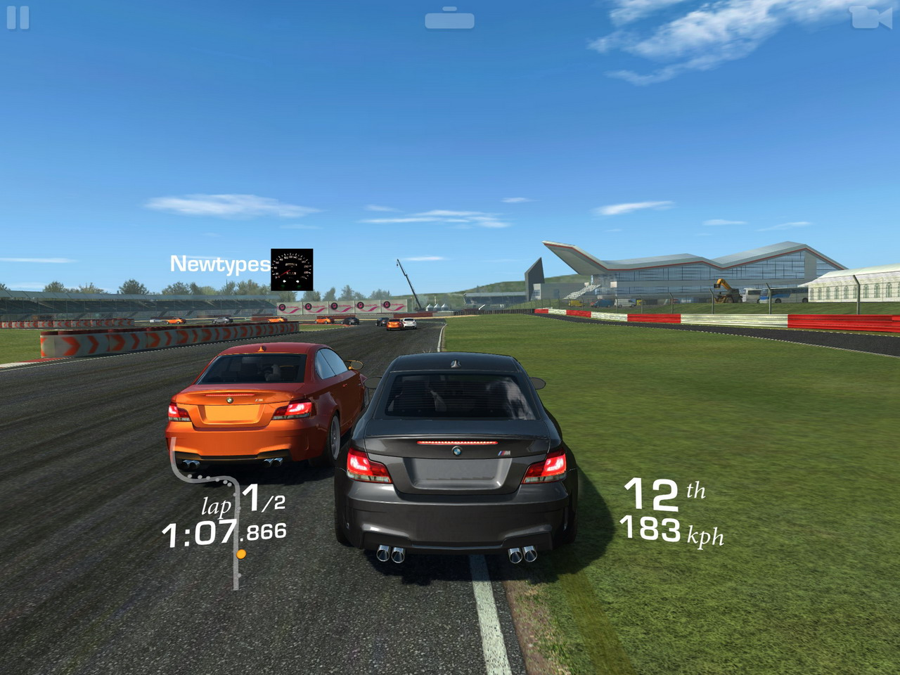 play real racing 3 with controller