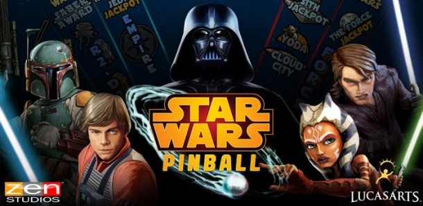 Star Wars Pinball Big