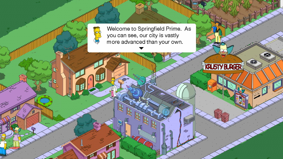 Simpsons Tapped Out Disable Notification