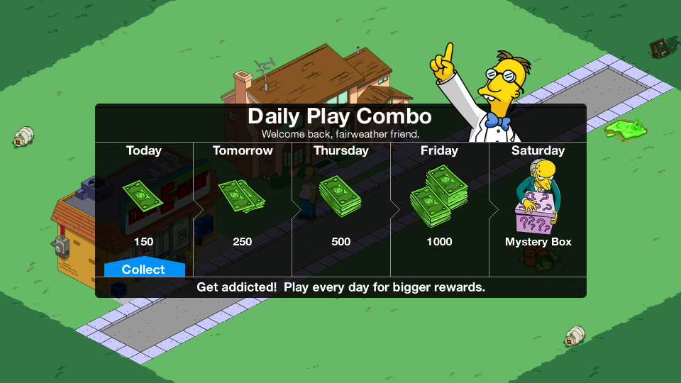 How to earn money fast in simpsons tapped out