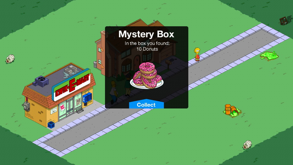 the simpsons tapped out review