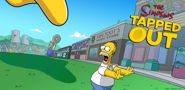 The Simpsons Tapped Out Big