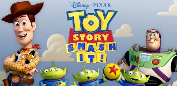Toy Story Smash It Big