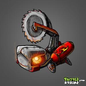 Trutle Strike - Roboturtle