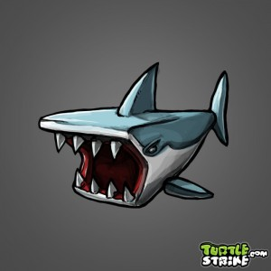 Trutle Strike - Shark
