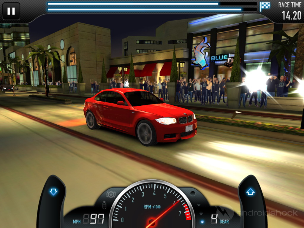 CSR Racing Review - Rule The Quarter Mile! - AndroidShock