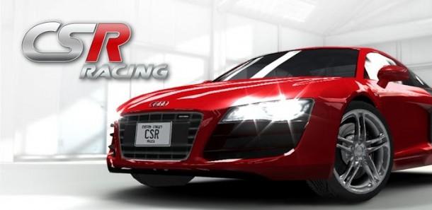 CSR Racing Big