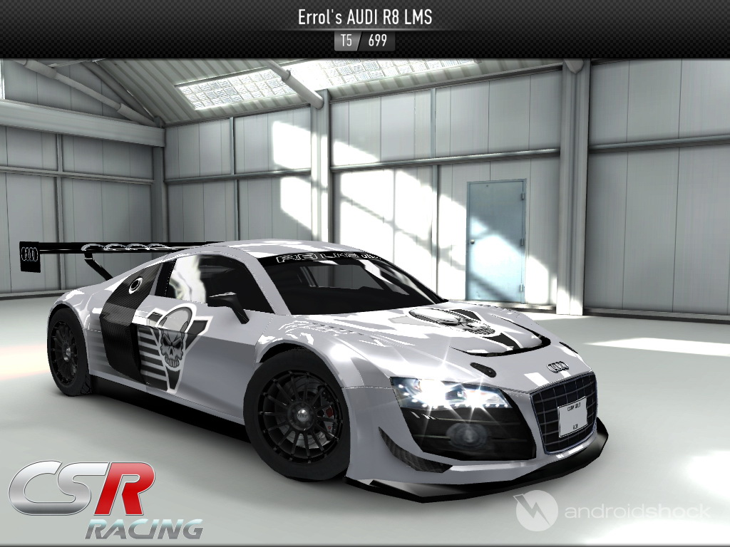 Audi r8 lms ultra csr racing 7