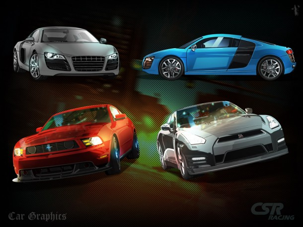 CSR_Car_Graphics