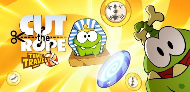 Cut the Rope Time Travel Big
