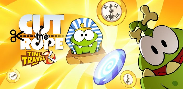 Cut the Rope: Time Travel Review