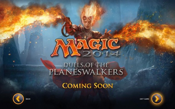 Magic the Gathering 2014 Duels of the Planeswalkers Big