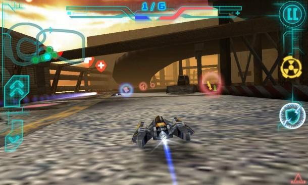 Protoxide Death Race 1