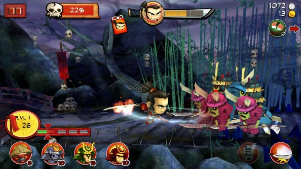 Samurai vs Zombies Defense 2 5