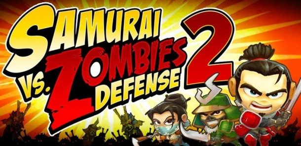 Samurai vs Zombies Defense 2 Big