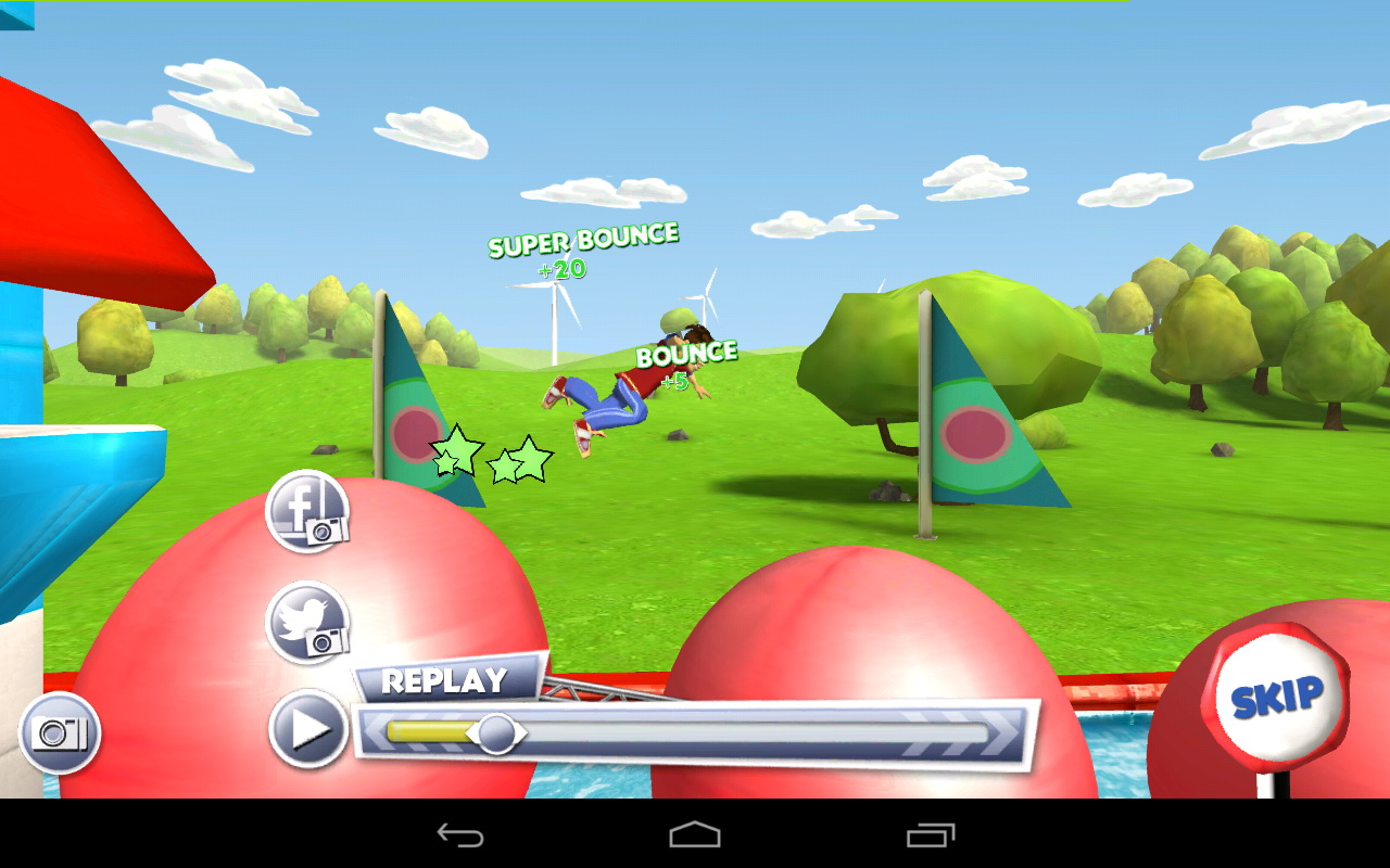 Wipeout Review Watch Out For The Big Balls Androidshock