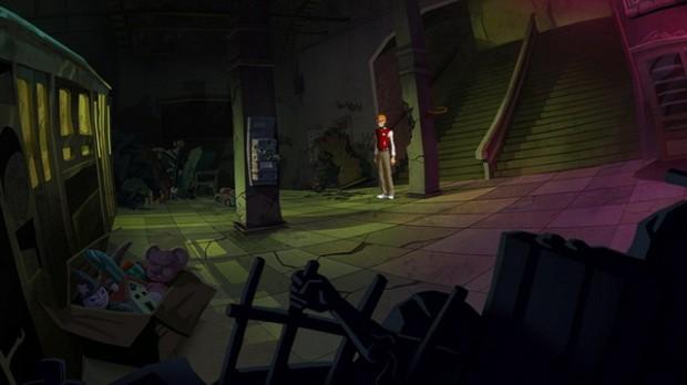 horror adventure games