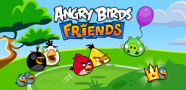 Angry Birds Friends Big