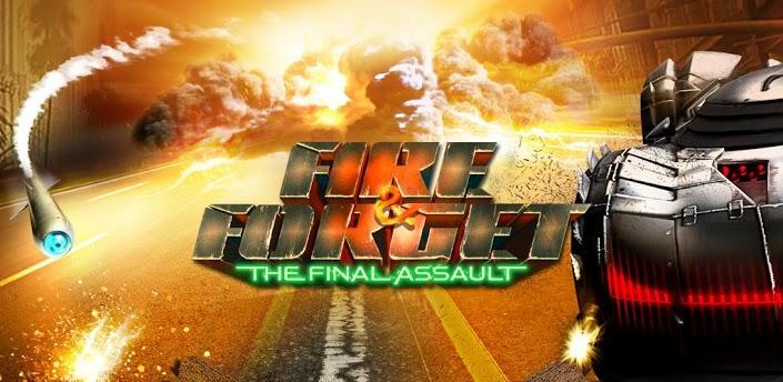لعبة السيارات المدمرة Fire Forget