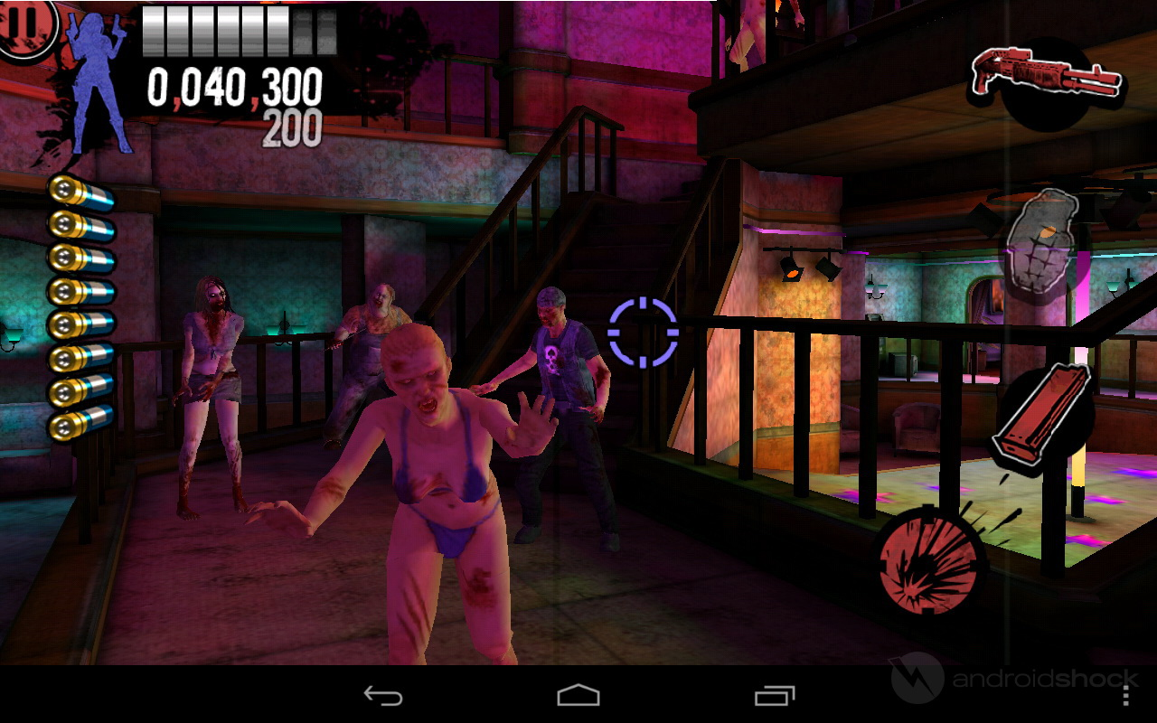 House Of The Dead Overkill Lr Review Headshots All The Way