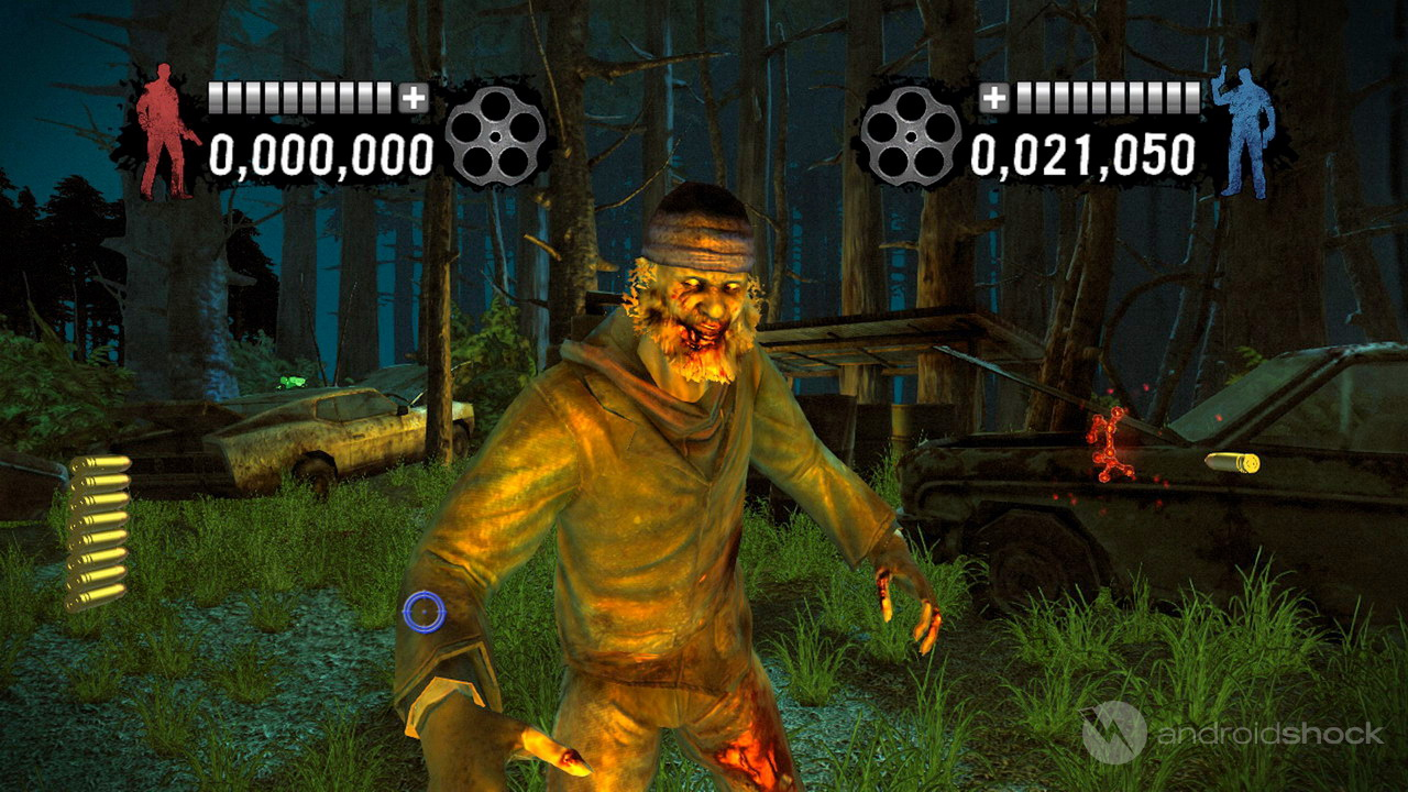 House of the dead overkill lr review headshots all the for Housse of the dead