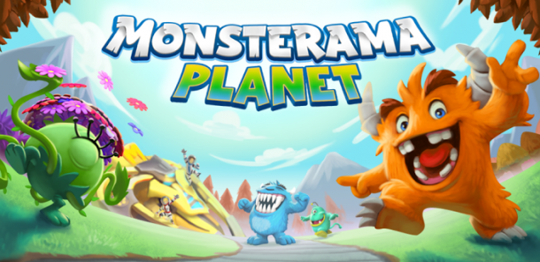 Monsterama Planet Big