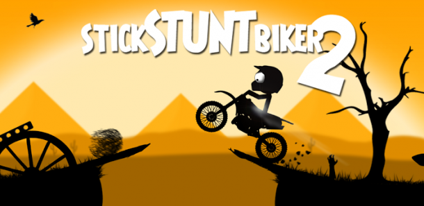 Stick Stunt Biker 2 Big