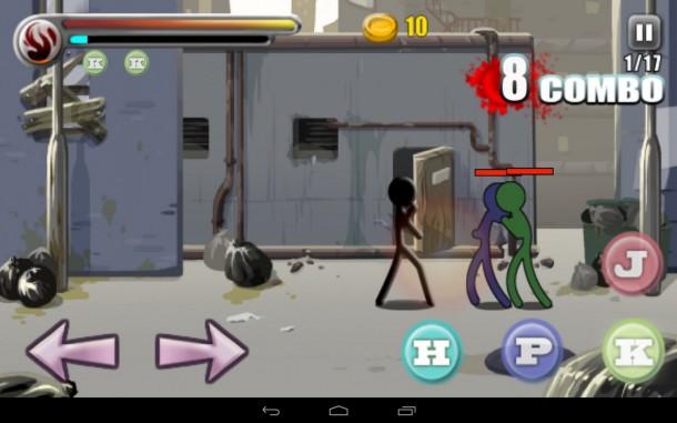Скачать Ultimate Stick Fight На Андроид