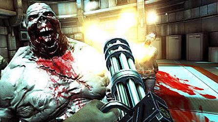 Zombie Ego Shooter