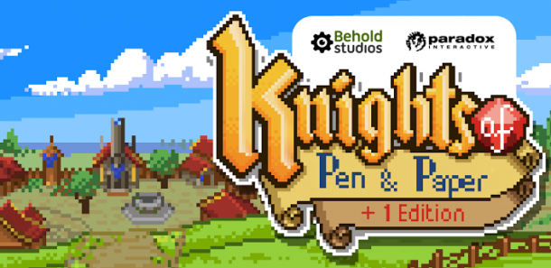 Knights of Pen and Paper Big