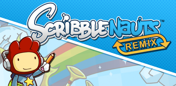 Scribblenauts Remix Big
