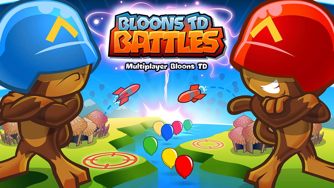 bloons td defence