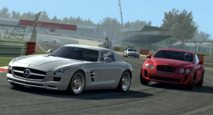 Bentley and Mercedes-Benz Vroom Into Real Racing 3 Updates 2