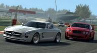 Bentley and Mercedes-Benz