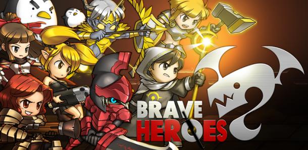 Brave Heroes Big