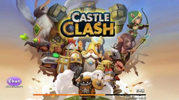 Castle Clash Big