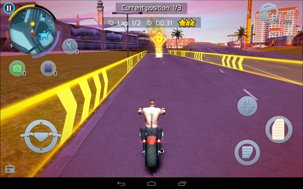 gangstar vegas review don t tread on me androidshock