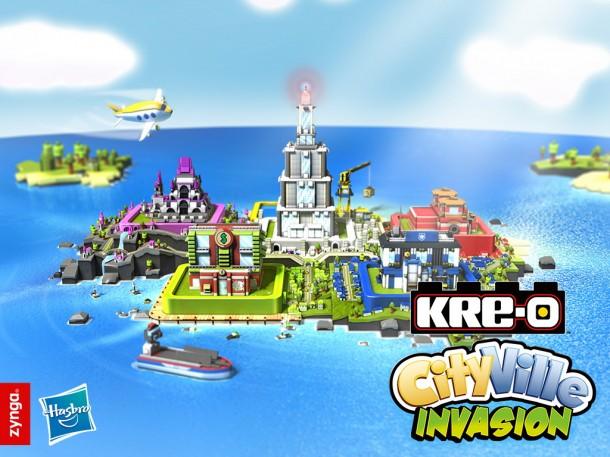 KRE-O CityVille Invasion (1)